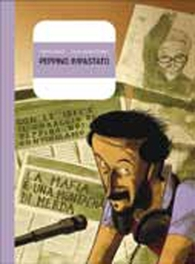Peppino Impastato een nar tegen de maffia, Bonaccorso, Lelio, Hardcover