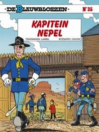 BLAUWBLOEZEN 35. KAPITEIN NEPEL (HERDRUK) BLAUWBLOEZEN, LAMBIL, WILLY, CAUVIN, RAOUL, Paperback