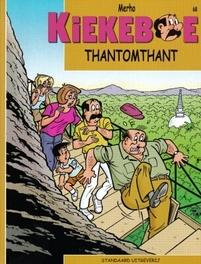 Thantomtant KIEKEBOES DE, Merho, Paperback