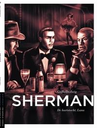 SHERMAN 03. DE HARTSTOCHT LANA 3/6 SHERMAN, Desberg, Stephen, Paperback