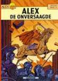 ALEX 01. ALEX DE ONVERSAAGDE ALEX, Martin, Jacques, Paperback