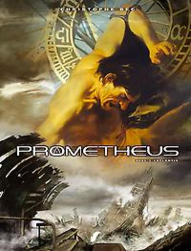 PROMETHEUS 01. ATLANTIS PROMETHEUS, GERARD, SEBASTIEN, BEC, CHRISTOPHE, Paperback
