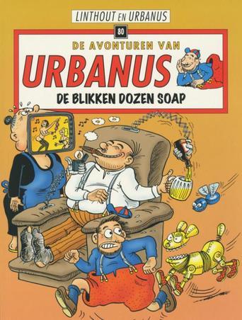 URBANUS 080. DE BLIKKEN DOZEN SOAP