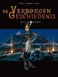 VERBORGEN GESCHIEDENIS HC06. DE ADELAAR EN DE SFINX 06/32 VERBORGEN GESCHIEDENIS, Hardcover