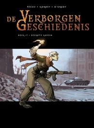 VERBORGEN GESCHIEDENIS HC17. OPERATIE KADESH 17/32 VERBORGEN GESCHIEDENIS, Pécau, Jean-Pierre, Hardcover