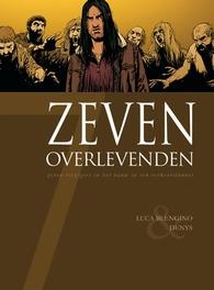 ZEVEN HC08. DEEL 8/14 ZEVEN, PHILLIPS, SEAN, VEHLMANN, FABIEN, Hardcover