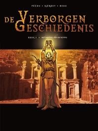 VERBORGEN GESCHIEDENIS HC02. HET KASTEEL VAN DE DJINNS 02/32 VERBORGEN GESCHIEDENIS, Pécau, Jean-Pierre, Hardcover
