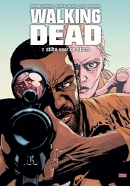 Stilte voor de storm Walking Dead, Cliff Rathburn, Hardcover
