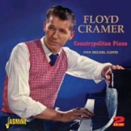 COUNTRYPOLITAN PIANO... .. THE FIRST FOUR ALBUMS FLOYD CRAMER, CD