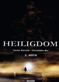 HEILIGDOM 03. MOTH HEILIGDOM, Dorison, Xavier, Paperback