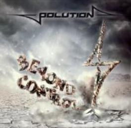 BEYOND CONTROL POLUTION, CD