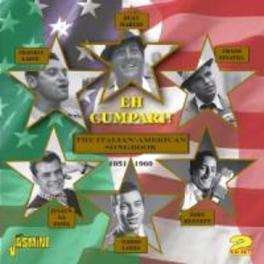 EH CAMPARI !  THE.. .. ITALIAN SONGBOOK 1951-1960. 2CD, 52 TKS. V/A, CD