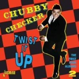 TWIST IT UP - THE FIRST.. .. FOUR ALBUMS CHUBBY CHECKER, CD