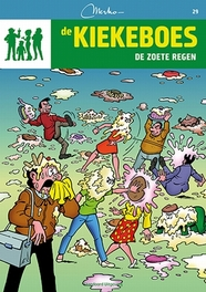 De zoete regen De Kiekeboes, Merho, Paperback