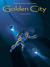 GOLDEN CITY HC03. POOLNACHT GOLDEN CITY, MALFIN, NICOLAS, PECQUEUR, DANIEL, Hardcover