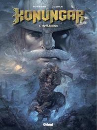KONUNGAR HC01. INVASIES KONUNGAR, JUZHEN, RUNBERG S, Hardcover