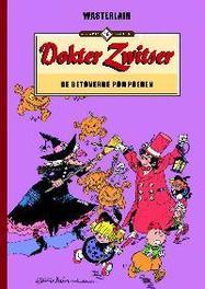 DOKTER ZWITSER - DE BETOVERDE POMPOENEN de betoverde pompoenen, Wasterlain, Marc, Hardcover