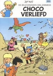 JOMMEKE 253. CHOCO VERLIEFD JOMMEKE, Nys, Jef, Paperback