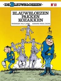 BLAUWBLOEZEN 12. BLAUWBLOEZEN PAKKEN KOZAKKEN BLAUWBLOEZEN, Cauvin, Raoul, Paperback