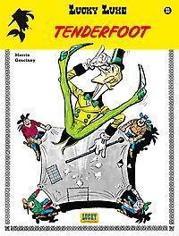 LUCKY LUKE 33. TENDERFOOT LUCKY LUKE, Morris, Paperback