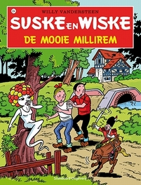 De mooie millirem Suske en Wiske, Willy Vandersteen, Paperback