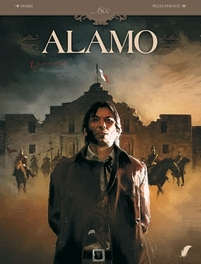 COLLECTIE 1800 HC10. ALAMO: 1 IN DE FRONTLINIE COLLECTIE 1800, Dobbs, Hardcover