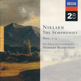 SYMPHONIES NO.1-3 W/SAN FRANCISCO SYMPHONY, HERBERT BLOMSTEDT Audio CD, C. NIELSEN, CD