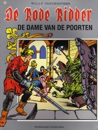 De dame van de poorten Rode Ridder, Willy Vandersteen, Paperback