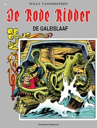 RODE RIDDER 077. DE GALLEISLAAF De Rode Ridder, Vandersteen, Willy, Paperback