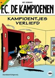 Kampioentjes verliefd KAMPIOENEN, Leemans, Hec, Paperback