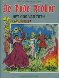 Oog van Toth RODE RIDDER, Vandersteen, Willy, Paperback