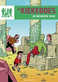 KIEKEBOES DE 004. DE ONTHOOFDE SFINX KIEKEBOES DE, Merho, Paperback
