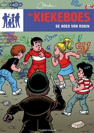 De hoed van Robin De Kiekeboes, Merho, Paperback