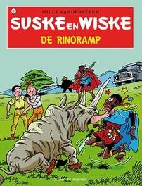 De rinoramp Suske en Wiske, Willy Vandersteen, Paperback