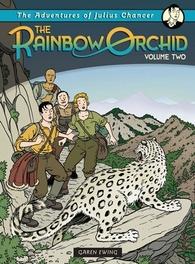 De Regenboog Orchidee: 2 De avonturen van Julius Chancer, Ewing, Garen, Hardcover