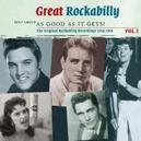 GREAT ROCKABILLY VOL.3 WDON WILLIS/GLEN GLENN/BILLY ADAMS/BILLY BROWN