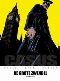 CASUS HC04. DE GROTE ZWENDEL CASUS, QUET C, Hardcover