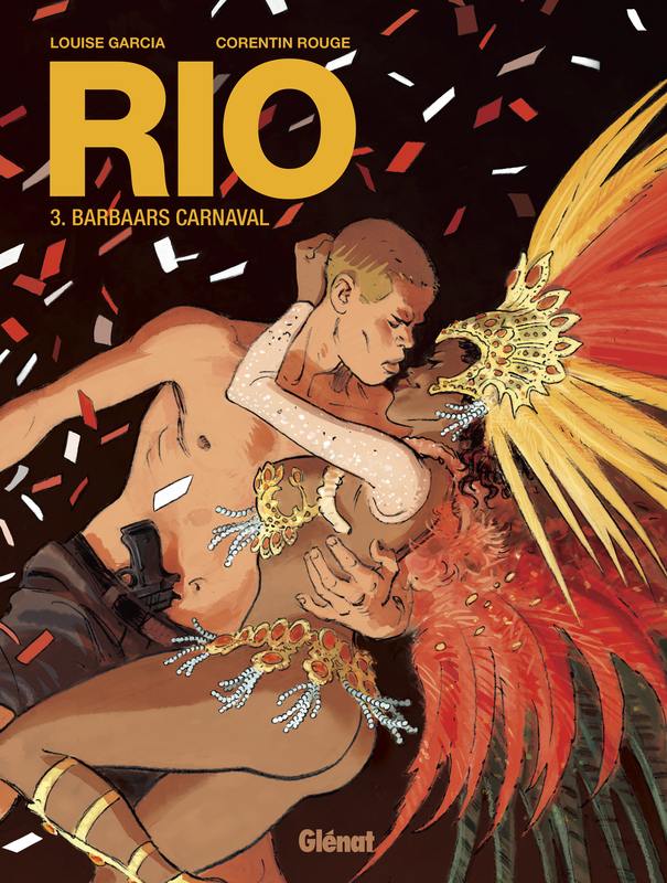 RIO 03. BARBAARS CARNAVAL 3/4 RIO, Garcia, Louise, Paperback