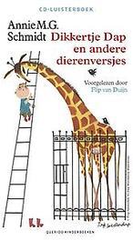 Dikkertje Dap en andere dierenversjes Luisterboek Schmidt, Annie M.G., Audio Visuele Media