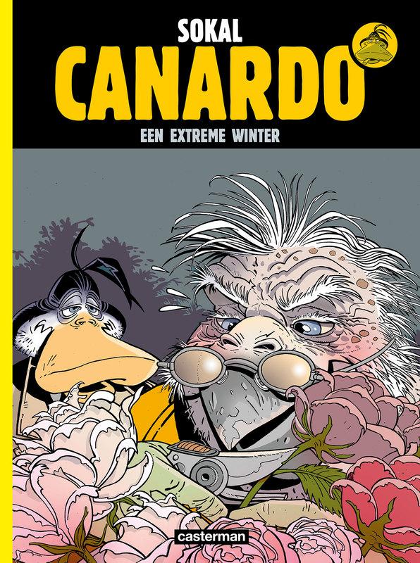 INSPECTEUR CANARDO HC25. EEN EXTREME WINTER INSPECTEUR CANARDO, Sokal, Benoit, Hardcover