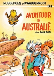 Avontuur in australie ROBBEDOES & KWABBERNOOT, BROCA, NIC, CAUVIN, RAOUL, Paperback