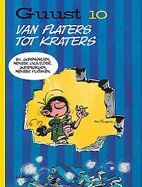 GUUST FLATER CHRONOLOGISCH HC10. VAN FLATERS TOT KRATERS GUUST FLATER CHRONOLOGISCH, Franquin, André, Hardcover