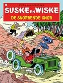 SUSKE EN WISKE 093. DE SNORRENDE SNOR (NIEUWE COVER)