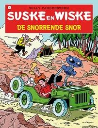 SUSKE EN WISKE 093. DE SNORRENDE SNOR (NIEUWE COVER) Suske en Wiske, VANDERSTEEN, WILLY, Paperback