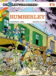 BLAUWBLOEZEN 15. RUMBERLEY BLAUWBLOEZEN, Cauvin, Raoul, Paperback