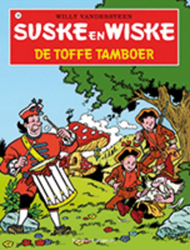 SUSKE EN WISKE 183. DE TOFFE TAMBOER (NIEUWE COVER) Suske en Wiske, Vandersteen, Willy, Paperback