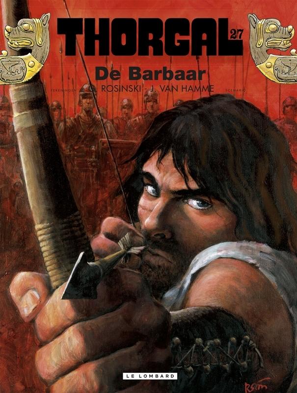 THORGAL 27. DE BARBAAR THORGAL, Van Hamme, Jean, Paperback