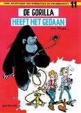 ROBBEDOES & KWABBERNOOT 11. DE GORILLA HEEFT HET GEDAAN