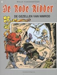 De gezellen van nimrod De Rode Ridder, Vandersteen, Willy, Paperback