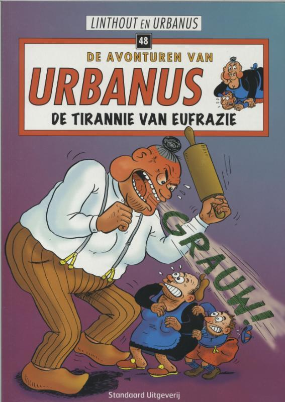 URBANUS 048. DE TIRANNIE VAN EUFRAZIE URBANUS, LINTHOUT, WILLY, Paperback